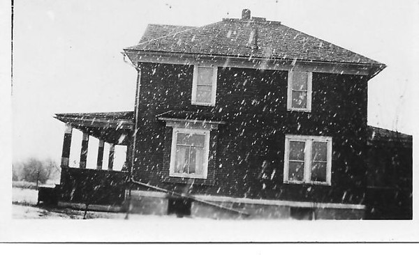 Tolsma Minnesota Farmhouse