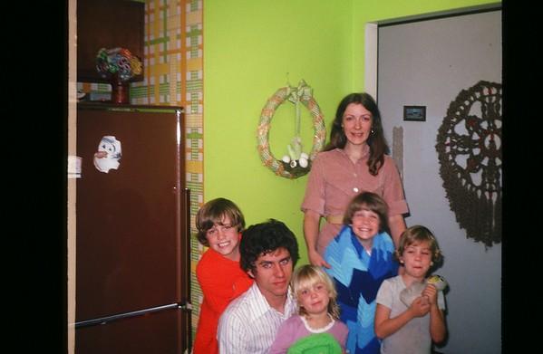 Wayne Tuuk Family 1970s 1980s