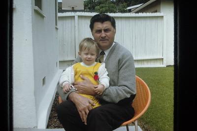 Grandpa Sam and Dougie