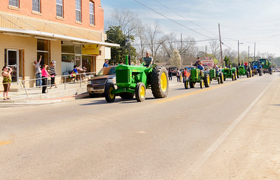 Old-Fashioned Plow Day in  Ray City 2015