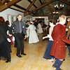 The 2007 Twelfth Night Ball at Old Fort Niagara.