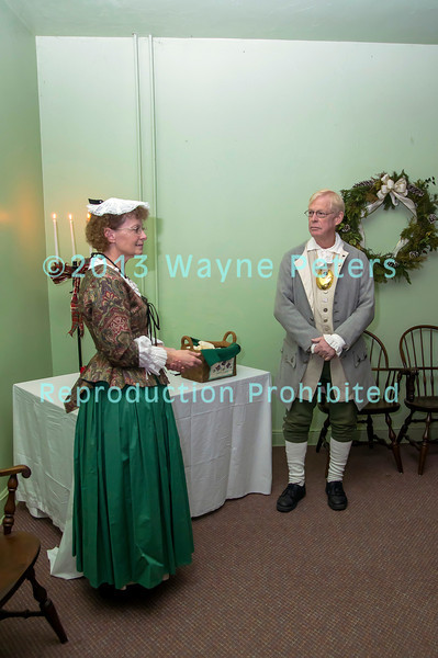 The Twelfth Night Ball at Old Fort Niagara, January 5, 2013