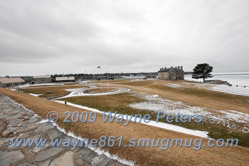 Old Fort Niagara, February 13, 2010
