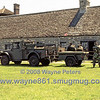 World War Two vehicles at Old Fort Niagara