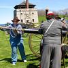 Civil War Artillery School at Old Fort Niagara.
