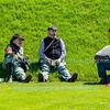 Civil War Artillery School at Old Fort Niagara, May 2, 2015