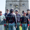 Civil War Artillery School 2016 at Old Fort Niagara in Youngstown, NY, April 30, 2016.