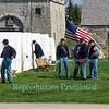 Civil War Artillery School at Old Fort Niagara, April 28, 2013.