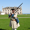 Spring French Day 2009 at Old Fort Niagara.
