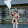 French Day at Old Fort Niagara, November 1, 2013.