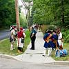 Battle of Labelle Famille Walking Tour, 2010