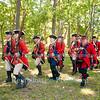 French & Indian War Encampment 2016 at Old Fort Niagara.