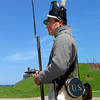 Fourth of July, 2004 at Old Fort Niagara