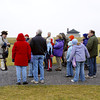 The Gold Laced Coat Tour at Old Fort Niagara.