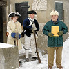 Powder Magazine Dedication