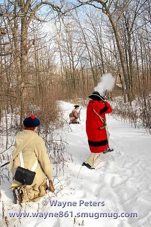 Snowshoe Patrol 2008