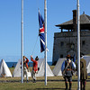 Old Fort Niagara, Soldiers of the Revolution, 2007