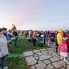Easter Sunrise Service at Old Fort Niagara, Youngstown, NY on April 8, 2012.