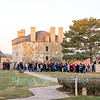 Easter Sunrise Service at Old Fort Niagara, April 20, 2014.