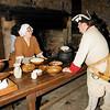 French Heritage day and Storyboard dedication at Old Fort Niagara