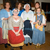 A fine group of wenches for Tavern Night 2010 at Old Fort Niagara.