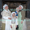 The Castle By Candlelight 2013 at Old Fort Niagara, Youngstown, NY.