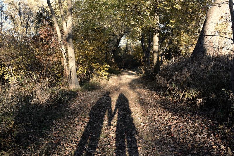 On this path together