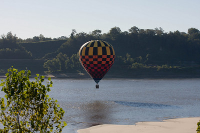 Great Mississippi River Balloon Race 2007