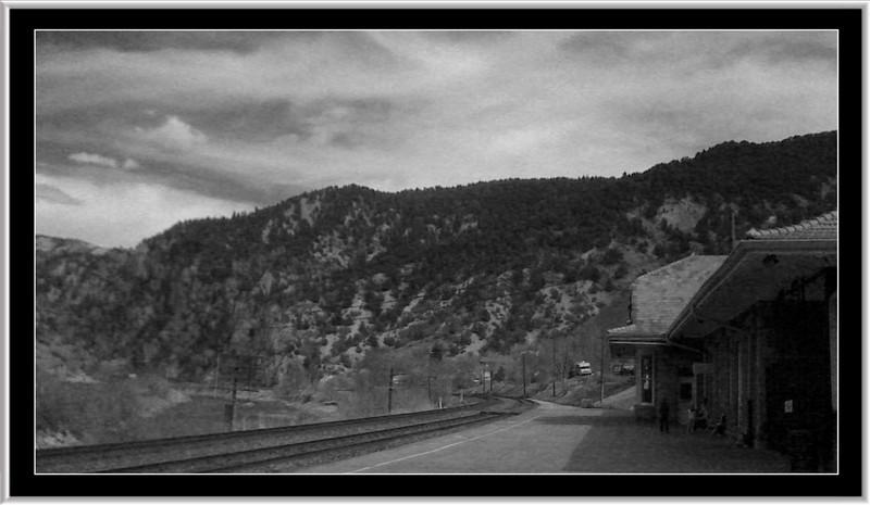 Glenwood Springs Railroad Station
