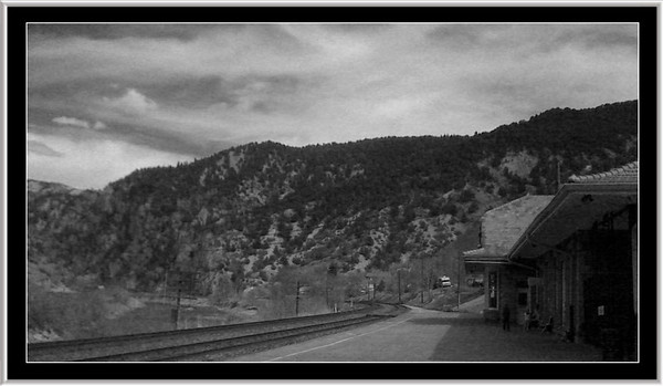 Glenwood Springs Railroad Station