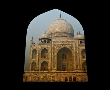 11-Taj_Mahal_at_Dawn_by_David