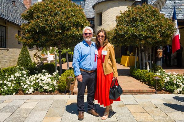 Richard and Meike Wanberg