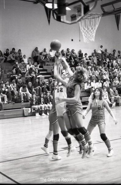 1979 GHS girls VS Reinbeck 640