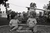 1979 Centennial kids in sandbox 837