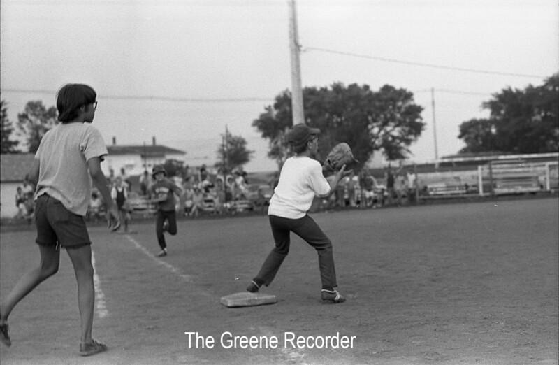 1970 sheet 55 L L baseball 662