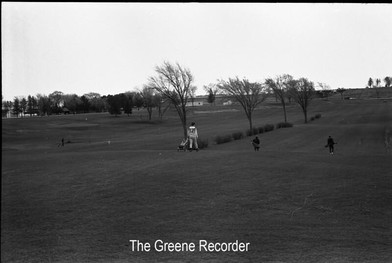 1970 golf course sheet 40 861
