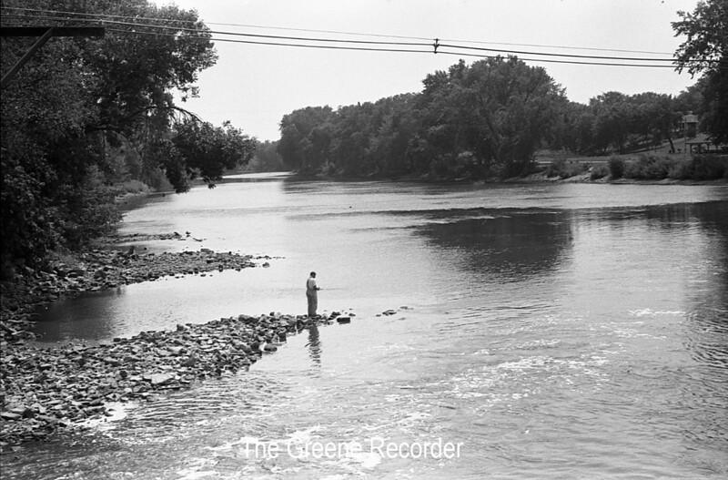 1970 sheet 65 949 fishing below dam