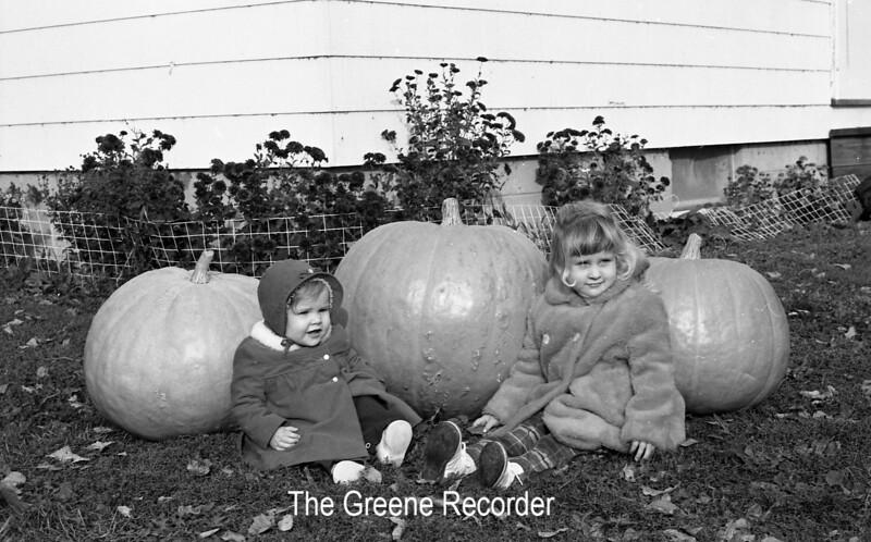 1970 Sheet 3 Big Pumpkins g117
