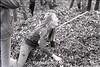 1970 girl in leaves sheet 80 037