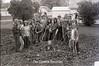 1970 kids raking yard sheet 81 060