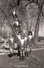 1970 cheerleaders sheet 84 175