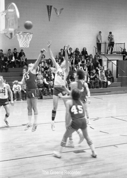 1974 Boys bb St Ansgar982