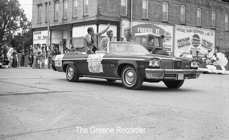 1974 RD Parade 354 Gov  Ray