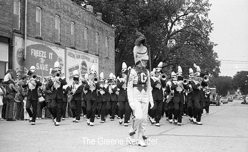 1974 RD Parade 358band