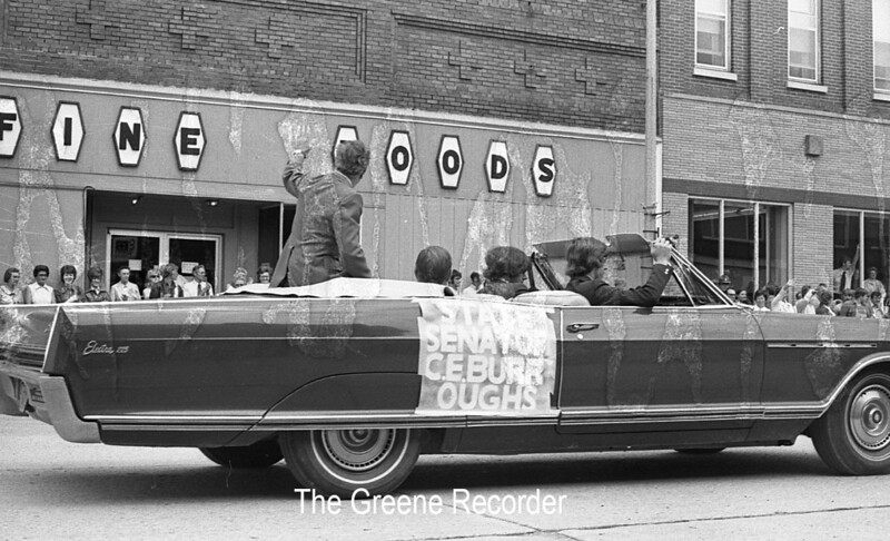 1974 RD Parade 349Cliff Burrouighs