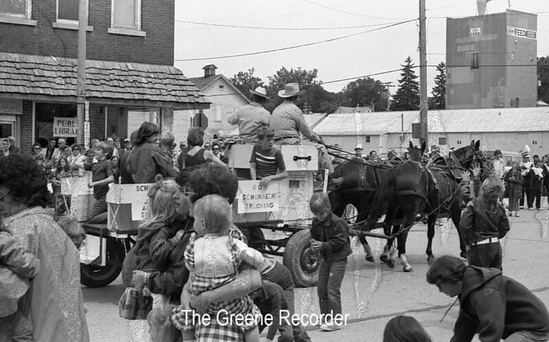 1974 RD Parade 316Schuknecht trucking