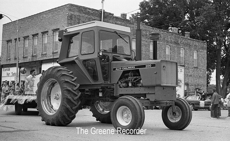 1974 RD Parade 362 AC tractor