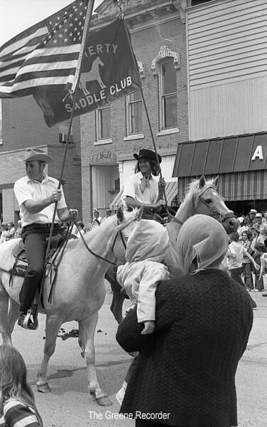 1974 RD Parade 321Saddle Club