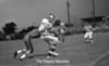 1975 A-B football game sheet 46 082