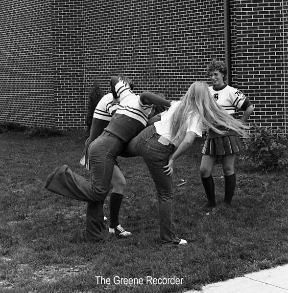 1975 cheerleaders sheet 47 177